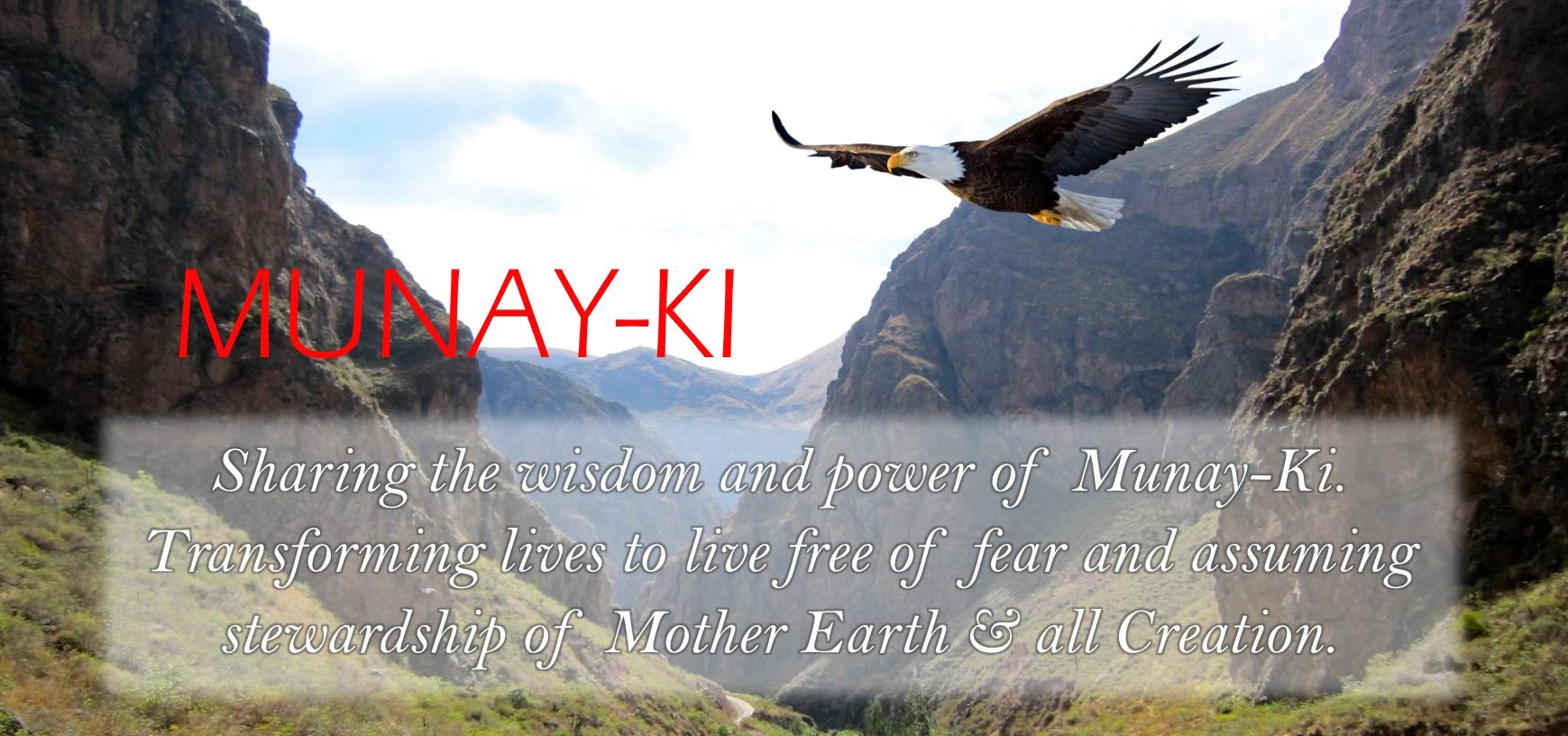 Munay-Ki poster