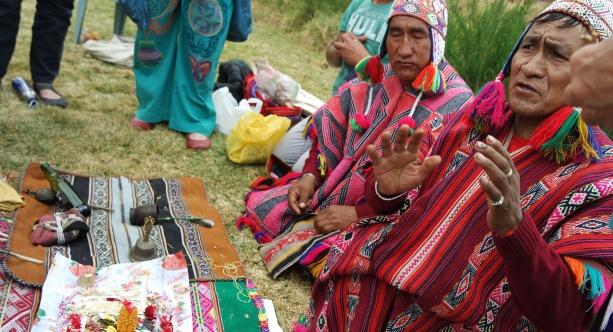 peru shamans q'ero healers