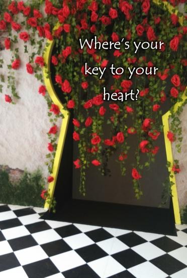 key to heart